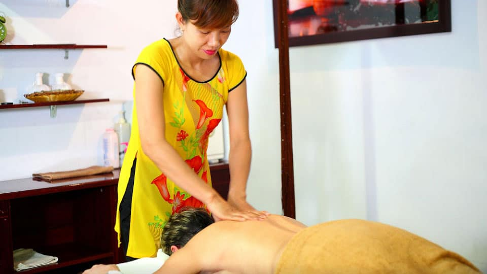 La Belle Spa Massage In Hanoi