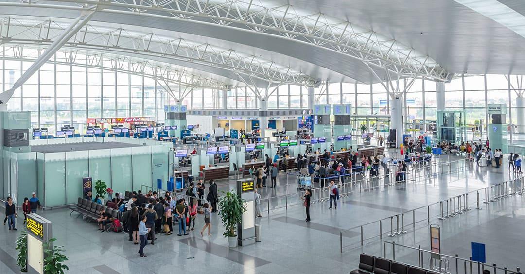 Hanoi's Noi Bai Airport & How To Transfer to Your Old Quarter Hotel