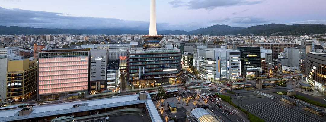 Kyoto Station Area