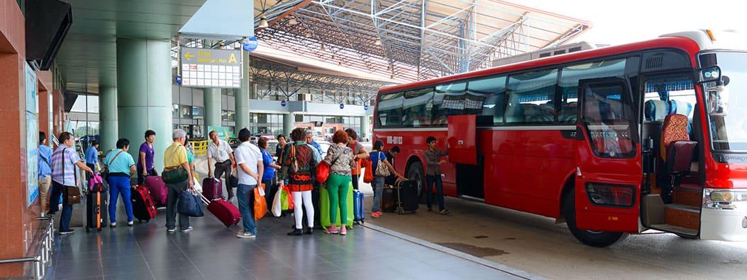 Noi Bai Shuttle Bus