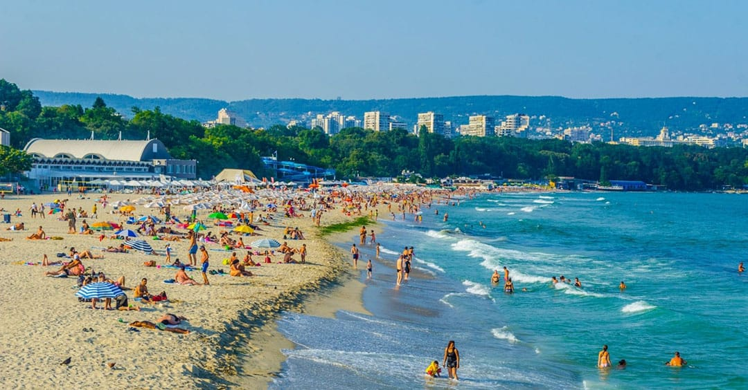 Best Varna Beach Hotels