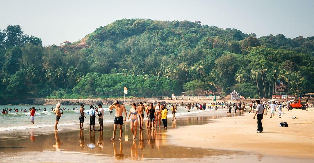 Goa S 12 Best Baga Beach Hotels From 5 Star To Cheap